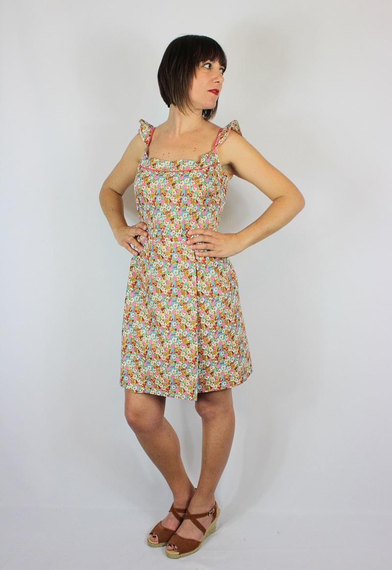 Patron De Couture Robe Lia Pdf Oh My Pattern