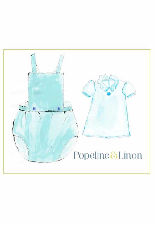 Culotte L'ingénieuse Charlie - Popeline & Linon