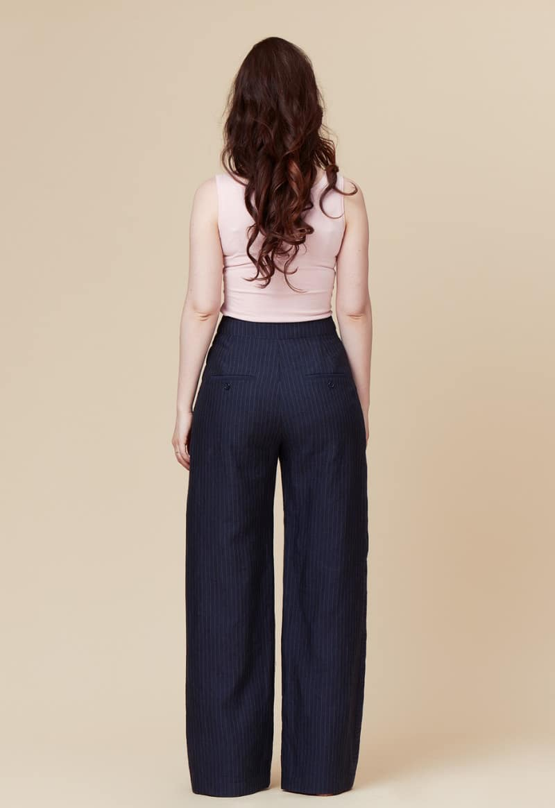 Patron Couture Pantalon Narcisse