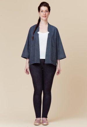 Patron de couture Veste Nénuphar