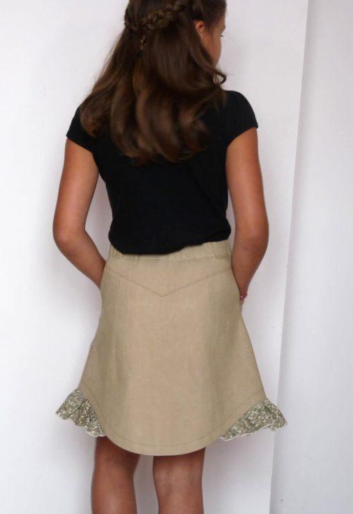Patron de couture Jupe Cayenne - Vanessa Salaün