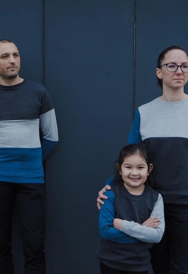 patron de couture Sweat Andréa - Petit Patron