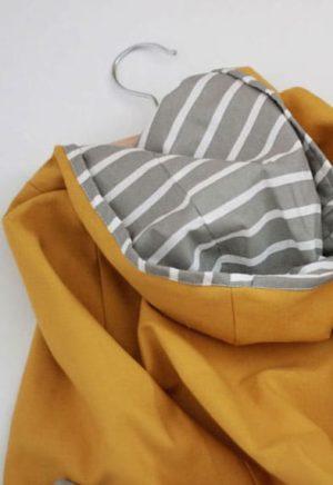 Patron de couture Cape de pluie - Rozyli