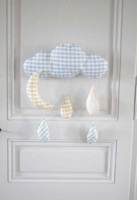 Patron de couture Mobile nuage - Rozyli