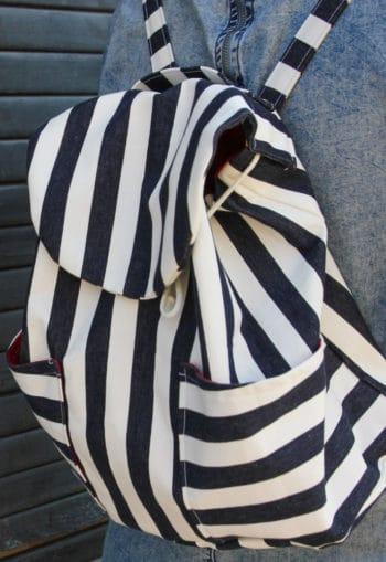 patron de couture Sac Nino - Petit Patron
