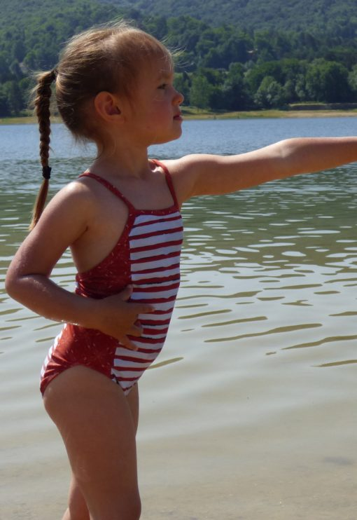 Patron de couture Maillot de bain Aquamarine - Vanessa Salaün