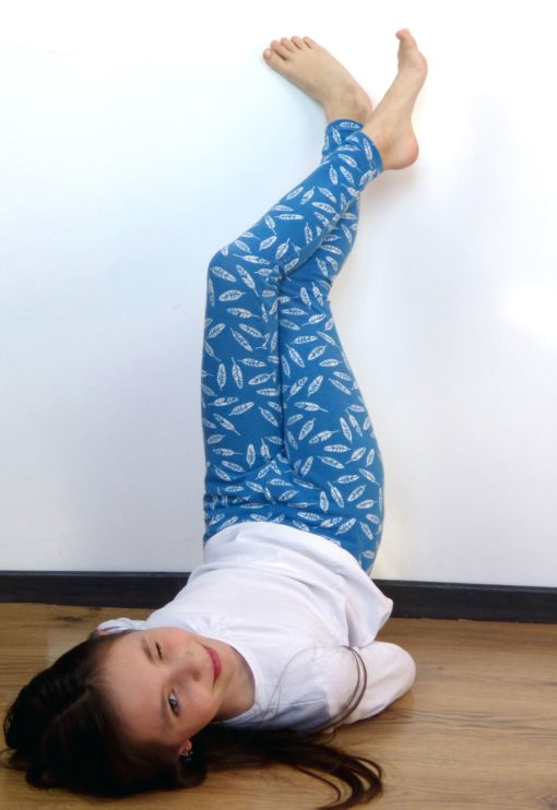 Patron de couture Legging Tangerine - Vanessa Salaün