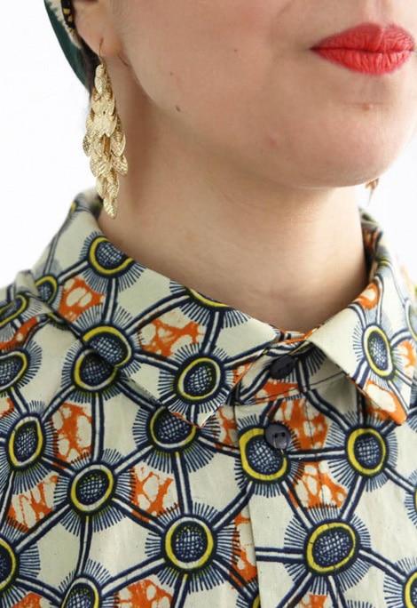 Patron Robe Chemise Hermes - I AM patterns