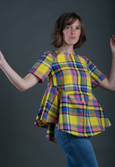 Blouse Janis - Ready to sew