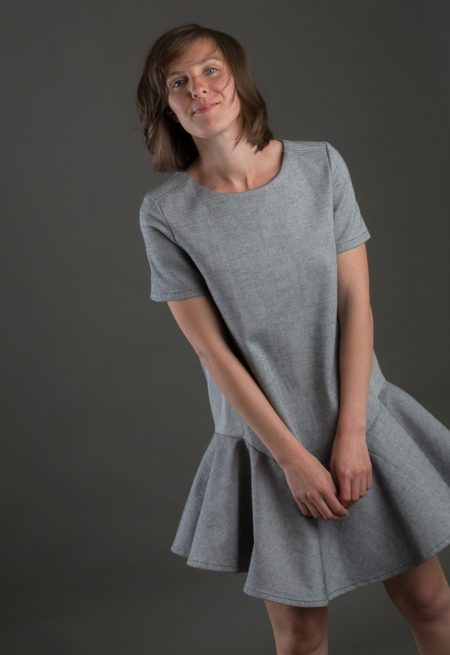 Robe Jeanette - Ready to sew