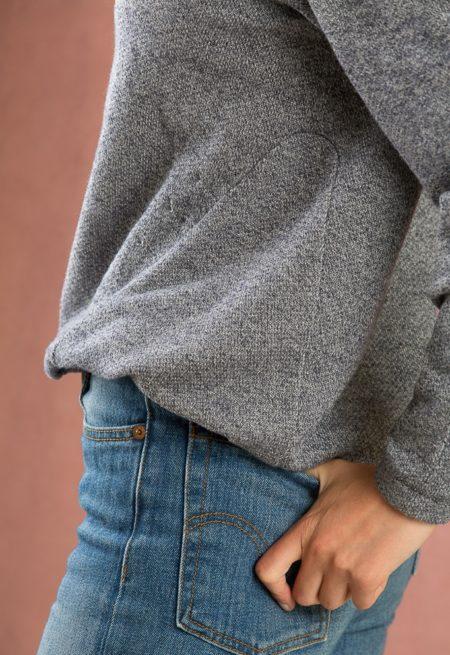 Sweat Jimmy - Ready to sew