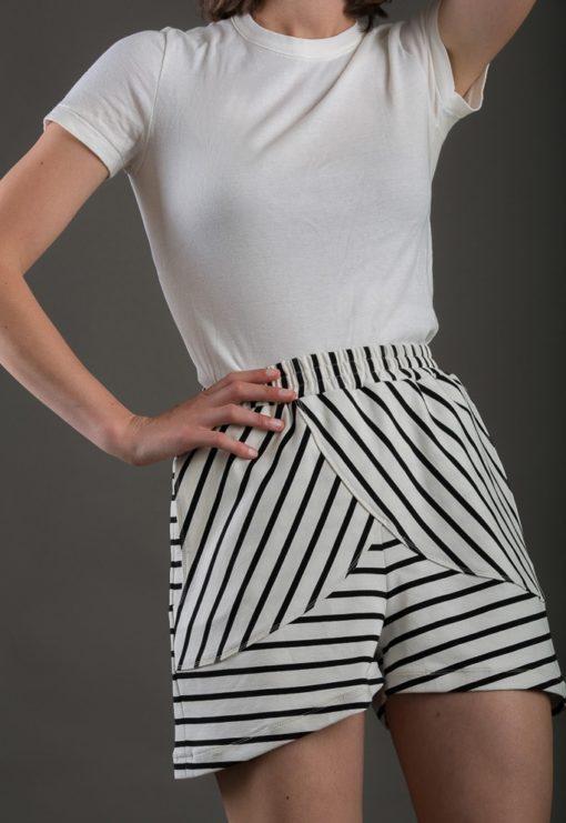 Jupe-culotte ou short Joanne - Ready to sew