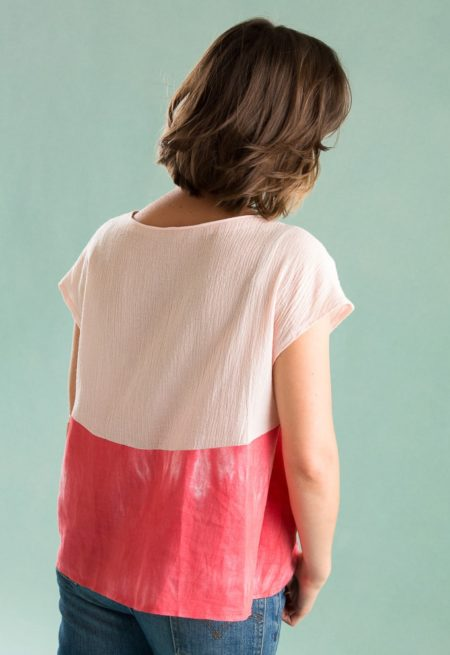 Robe ou t-shirt Josette - Ready to sew