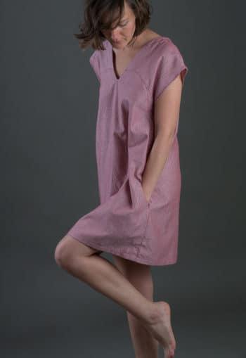 Patron Robe ou t-shirt Josette - Ready to sew
