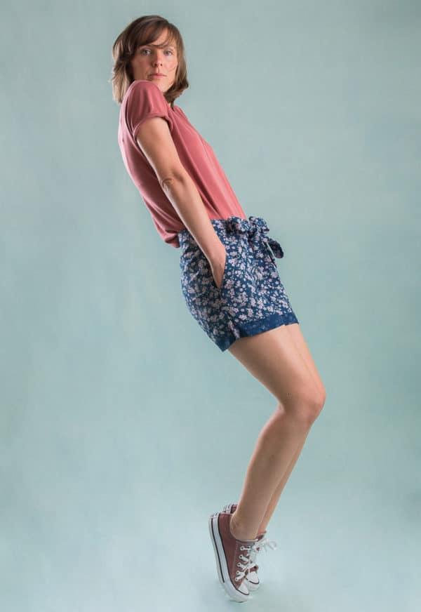 Pantalon ou Short Jumpy - Ready to sew