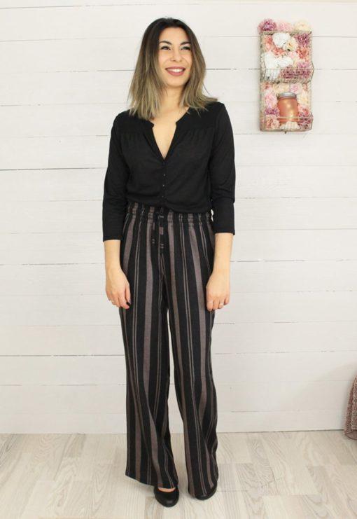 Patron couture Pantalon Karma - MounaSew