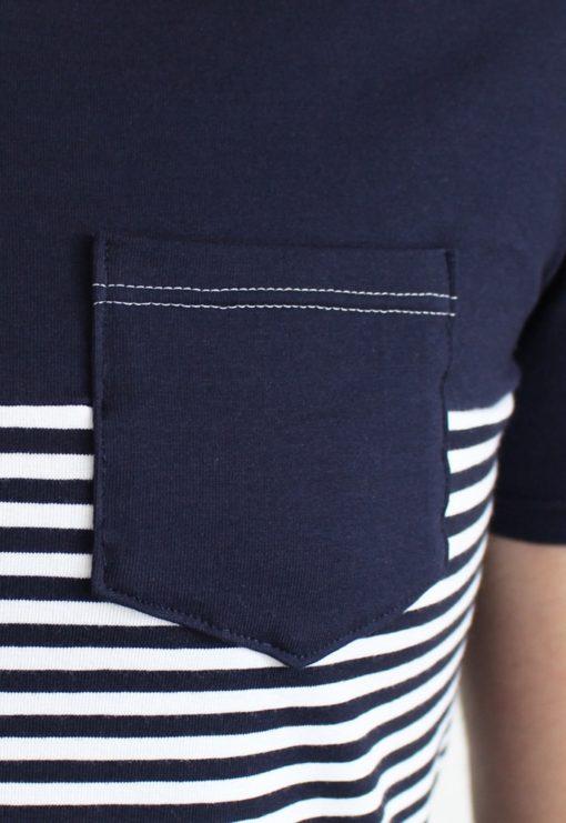 Patron de couture T-shirt Léo - Mouna Sew