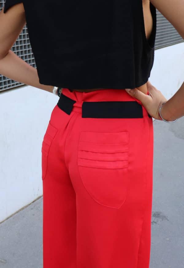 patron couture Pantalon Act - Milan AV-JC