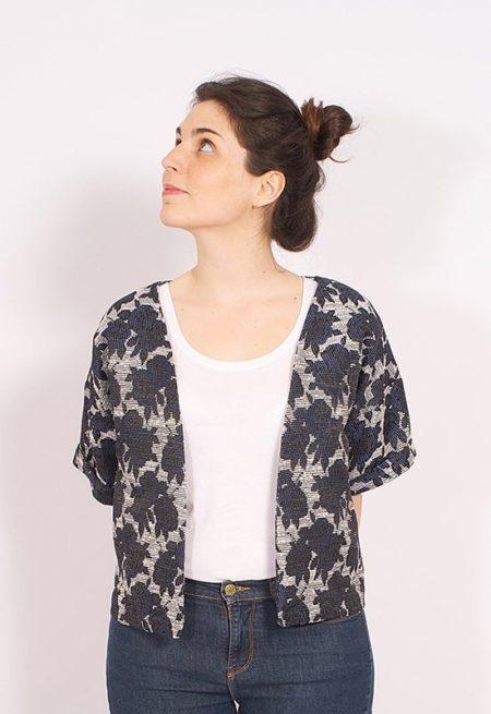 patron de couture Veste / top Iris - Slow Sunday