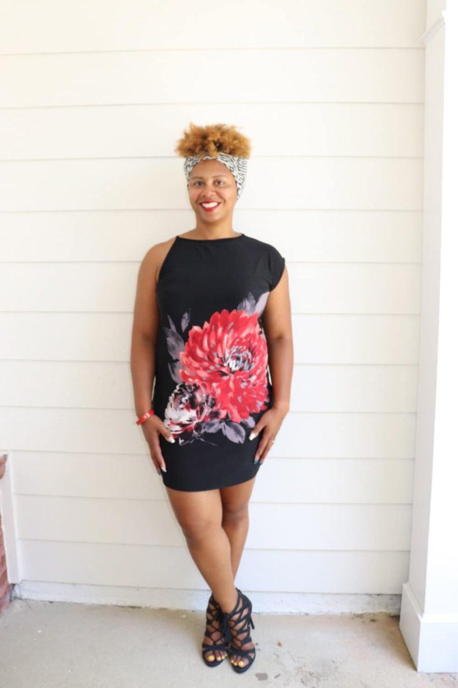 patron de couture Robe Harry - Kommatia Patterns
