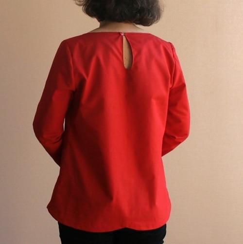 patron Tunique Miss Rose- Gasparine - Oh My Pattern