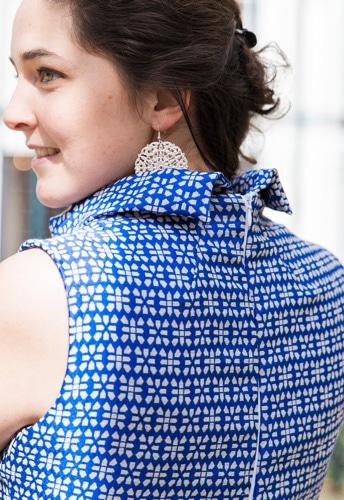 patron Robe Miss Gabrielle - Gasparine - Oh My Pattern