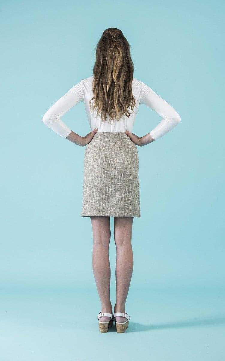Oh My Pattern - patron couture Robe Jupe YoYo - Papercut Patterns