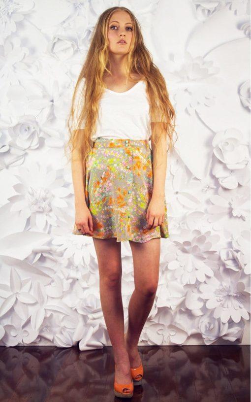Oh My Pattern - patron couture Robe Jupe Blouse La Sylphide - Papercut Patterns