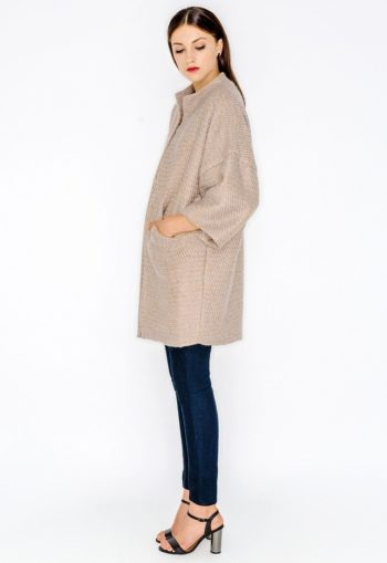 Oh My Pattern - patron de couture veste Sapporo - Papercut Patterns