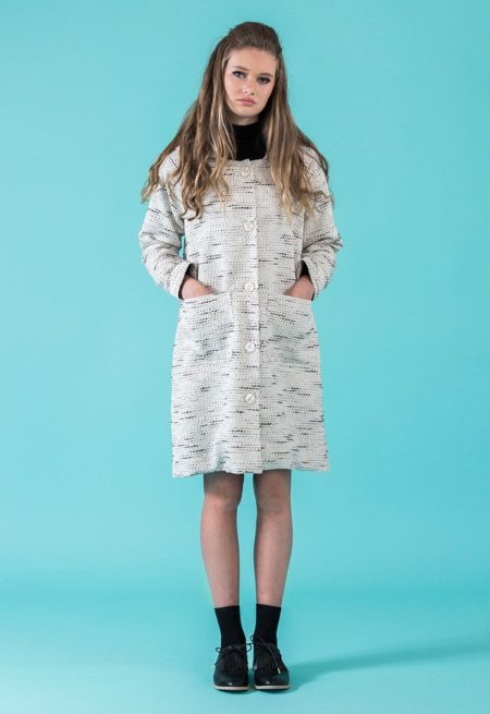 Oh My Pattern - patron de couture Veste Waver - Papercut Patterns