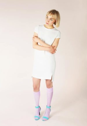 Robe crop top Inari - Named Clothing