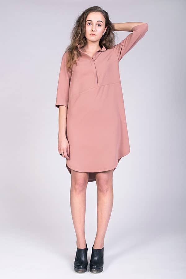 patron Robe / blouse Helmi - Named Clothing