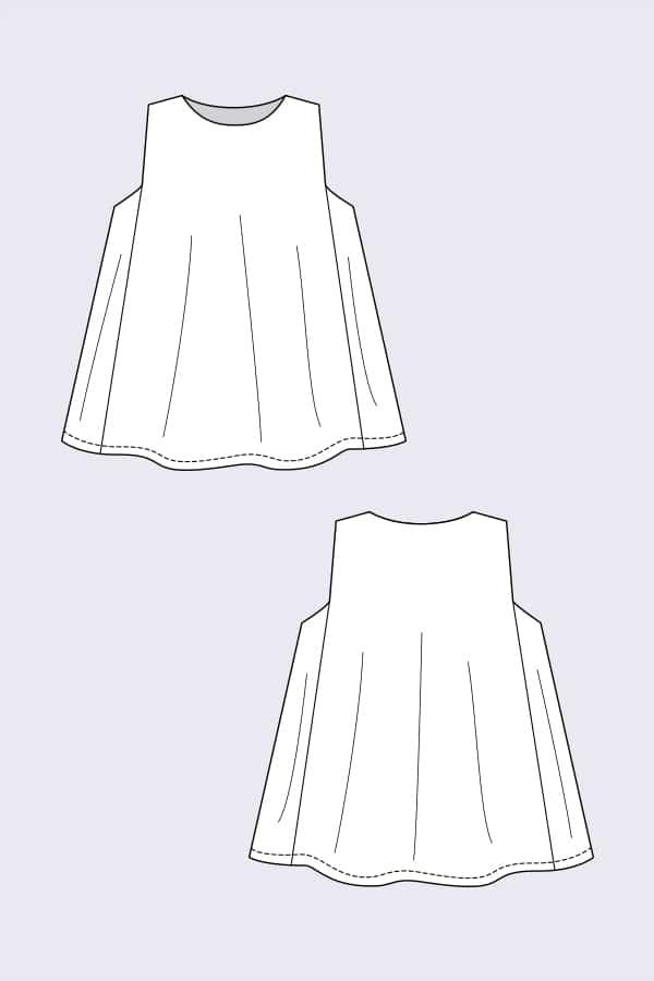Top Minttu - Named Clothing