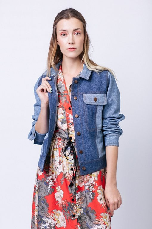 Patron Veste en jean Maisa - Named Clothing