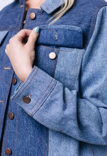 Patron Veste en jean Maisa - Named Clothing
