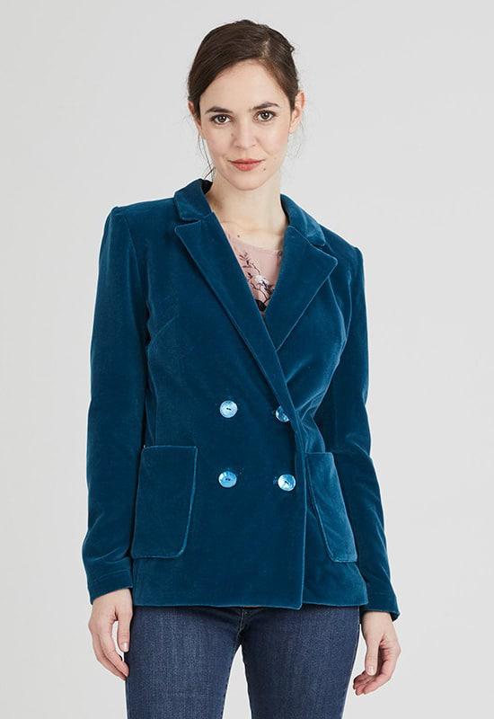 Patron Couture Veste Naelle - C'est Moi le Patron