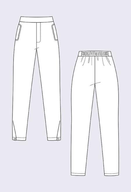 Pantalon Ruri - Named Clothing