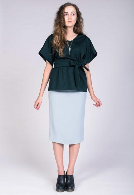 Patron de couture T-shirt kimono Sointu - Named Clothing