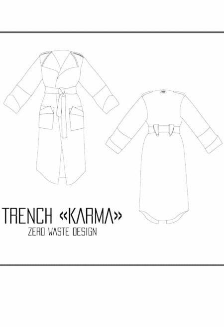 Patron Trench Karma - Milan AVJC
