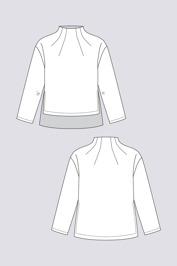 Patron pull Talvikki - Named Clothing
