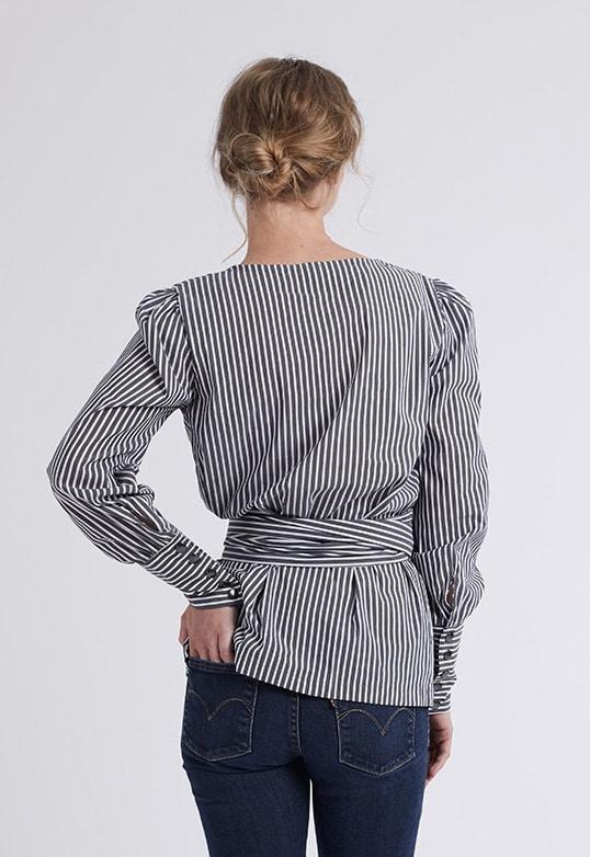 Patron couture blouse Emma - C'est Moi le Patron