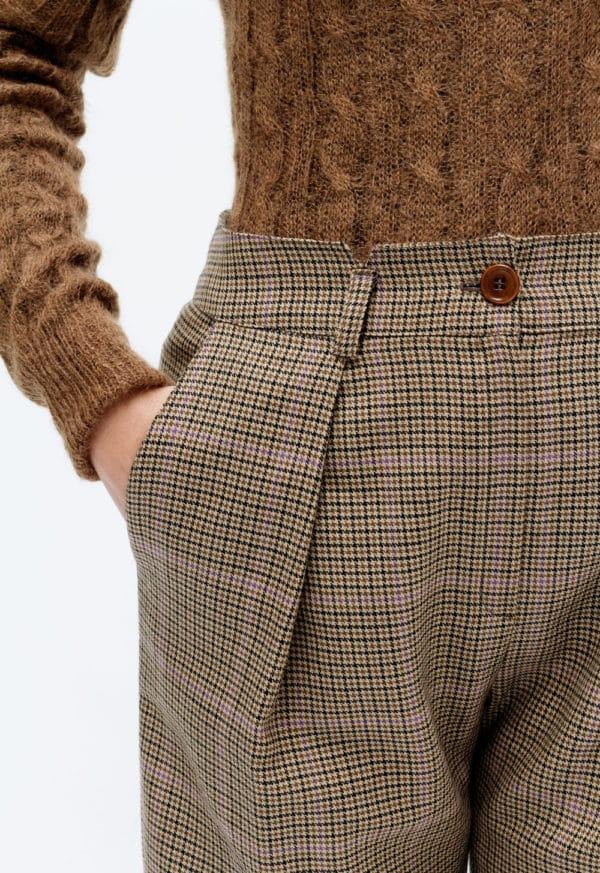 Patron Pantalon Gambette - Cousette