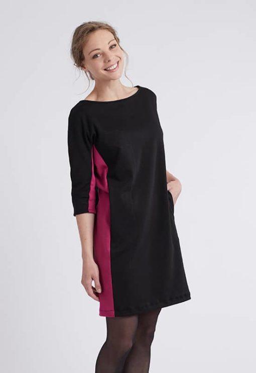 Patron Robe / blouse Amazone - C'est Moi le Patron par Coralie Bijasson