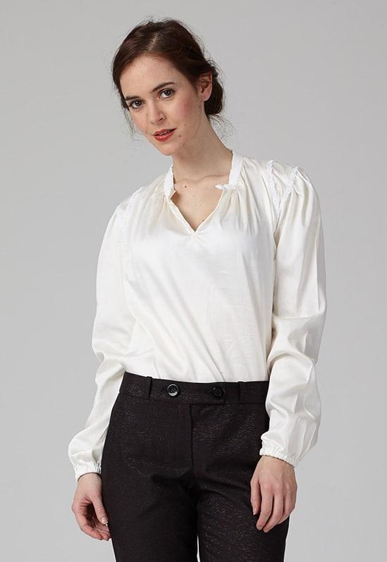 Patron de couture Robe / blouse Eva- C'est Moi le Patron par Coralie Bijasson