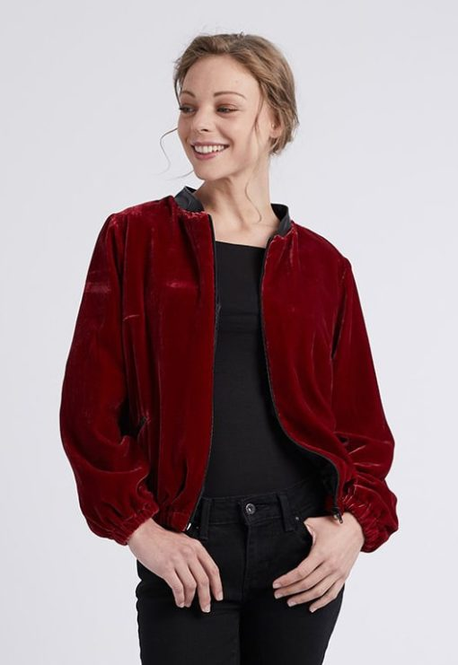 Patron couture Blouson Natasha - C'est Moi le Patron par Coralie Bijasson