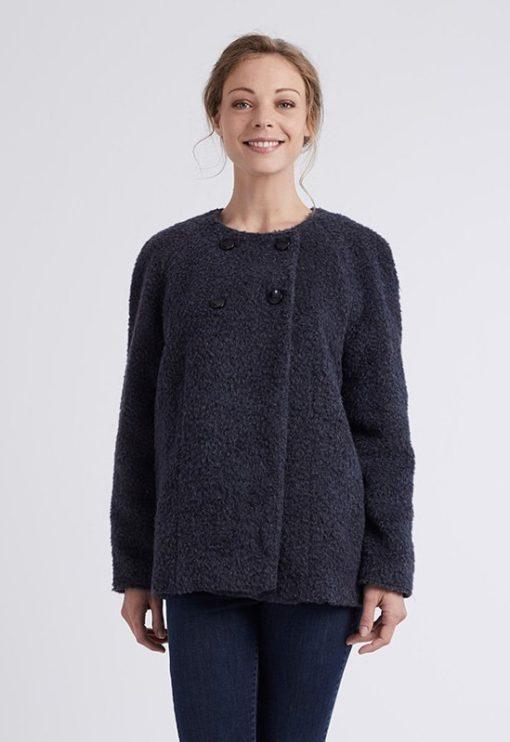 Patron de couture Manteau Nine - C'est Moi le Patron par Coralie Bijasson