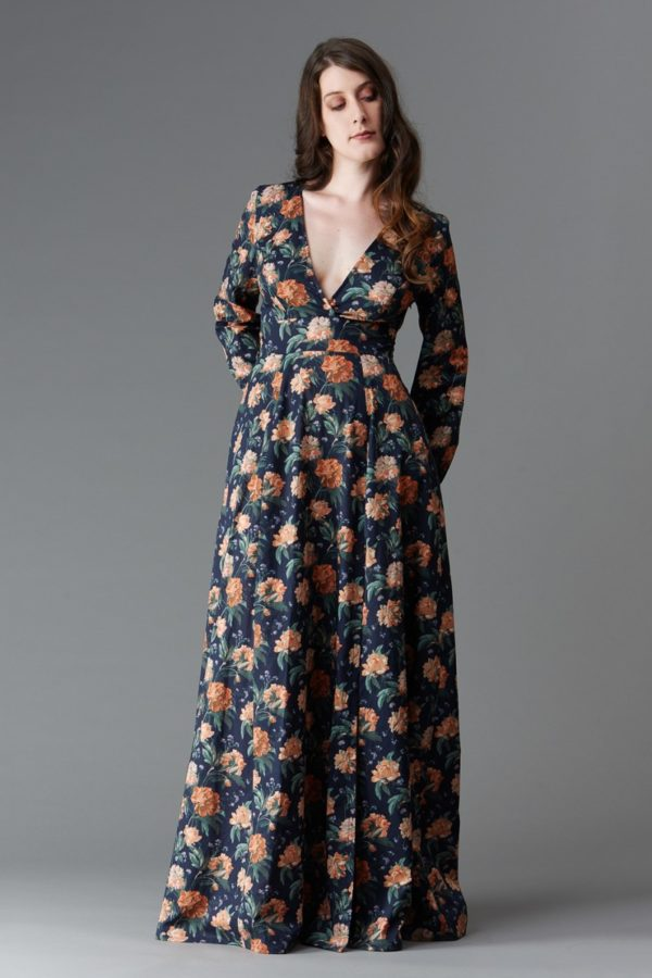 Patron couture Robe Magnolia - Deer And Doe