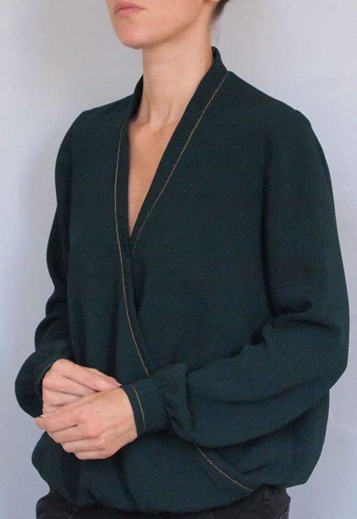 Patron Blouse Hortense - Mimoi