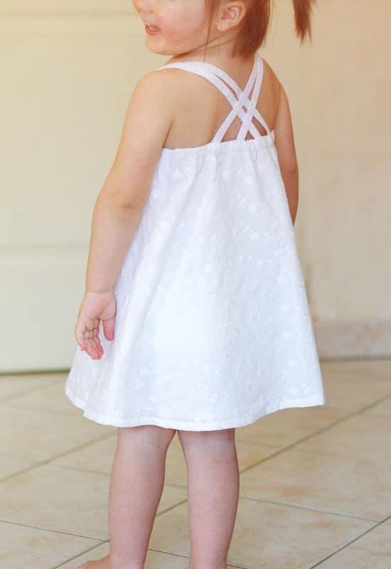 Top / robe Tamatia du 2 au 10 ans - A&A patron