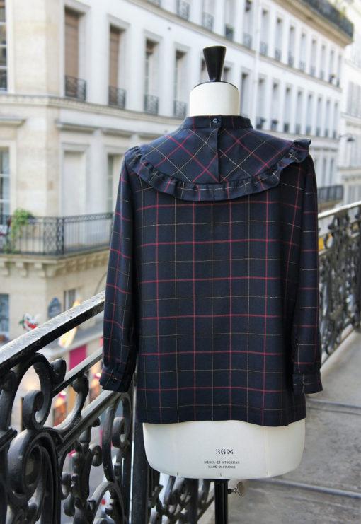 Patron de couture Blouse Follow me - Dress Your Body